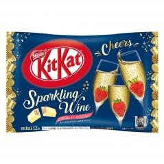 KitKat Sparkling Wine with Strawberry 135g