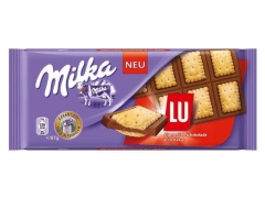Milka Lu 87 грамм