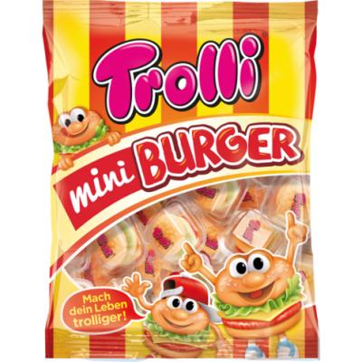 "Марм.жев. Trolli ""Бургер"" 170 гр"