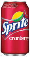 Sprite Cranberry