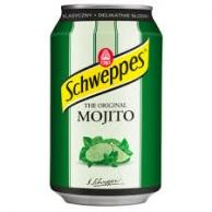 Schweppes Mojito 0,33л