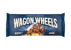 Бисквит Wagon Wheels Jammie 228 гр
