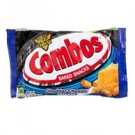 Снэк Combos Cheddar Cheese 48,2гр