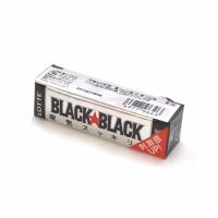 "LOTTE жев. резинка ""BLACK BLACK"" 32 гр"
