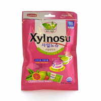 "Melland Леденцовая карамель ""XYLNOSU FRUIT ASTD CANDY"" 68 гр"