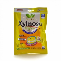 "Melland Леденцовая карамель ""XYLNOSU LEMON MINT CANDY"" 68 гh"