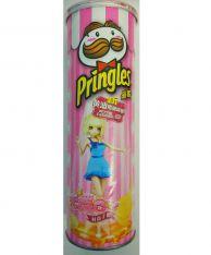 Pringles карамель масло 110gr