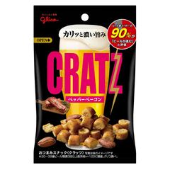Снэк «Gratz» со вкусом BBQ 42гр