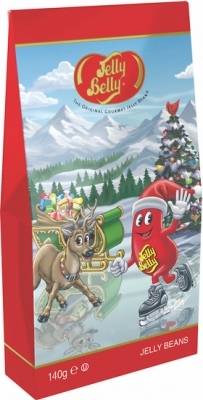 Jelly Belly Рождественское ассорти 140 гр