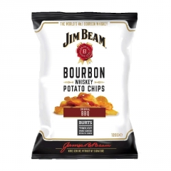 Чипсы Jim Beam Bourbon Whiskey 120гр
