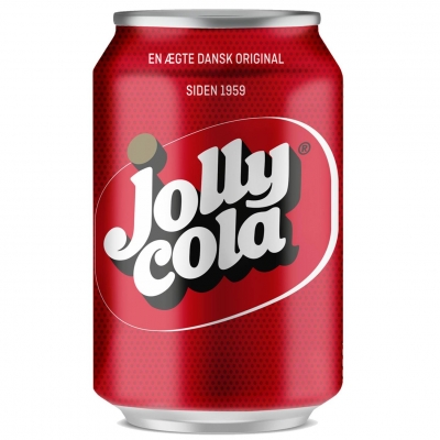 Jolly Cola 330 мл