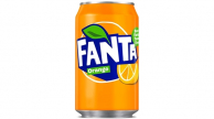 Fanta Orange 0,33 л (Дания)