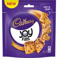 Хрустящие подушечки Joyfills Milka Biscuits Soft 90 гр