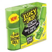 Жевательная резинка с гелем Juicy Gum 22 гр