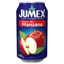 Нектар Jumex Nectar de Manzana Яблоко 335 мл