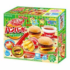 """Popin Cookin """"Сделай сам"""" съедобный набор Гамбургер картошка и кола 22 гр"""