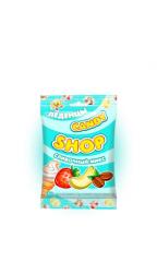 """Карамель """"CANDYSHOP"""" со вкусом: клубники и сливок, дыни и сливок, кофе и сливок 80 гр"""