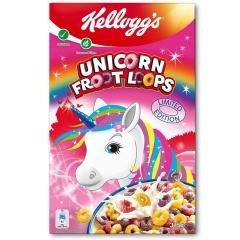Готовый завтрак Kellogg's Froot Loops 375 гр