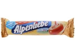Конфеты Alpenliebe с карамелью 32 гр