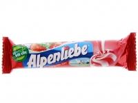 Конфеты Alpenliebe с клубничным вкусом 32 гр