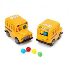 Kidsmania Skool Bus  Разноцветные Конфеты 15гр