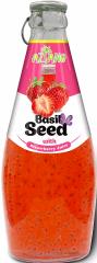 Aziano 30% нектар Клубники с семенами базилика (290 мл)
