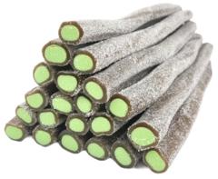 Мармелад жевательный Damel Гигантские палочки Кола в сахаре 1650 гр
