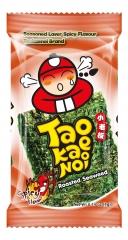 Морская капуста TAO KAE NOI Пряный вкус 4 гр