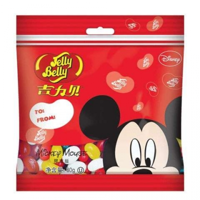 Jelly Belly Mickey Mouse Bag (80 грамм)