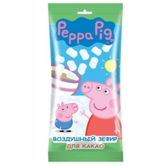 Peppa Pig Зефир для какао 15г