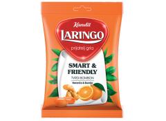 Карамель Laringo апельсин-имбирь 80гр