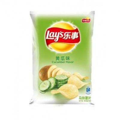 Lay's со вкусом огурца 70гр