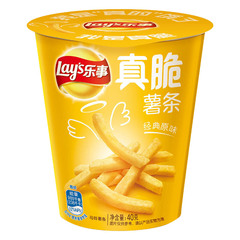 Картошка фри «Lay's» со вкусом сыра 40гр