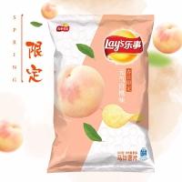 Чипсы «Lay's» со вкусом персика 65гр