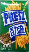 Pretz со вкусом нори 45g