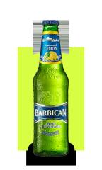 """Напиток """"Барбикан"""" Лимон 0.33л"""