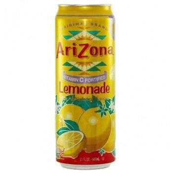 Напиток Arizona Lemonade 0,68л