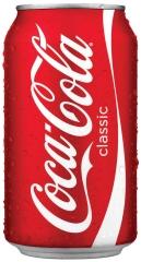 COCA COLA CLASSIC 0,355 ml