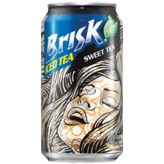 Напиток Brisk Sweet Tea 0,355 ml
