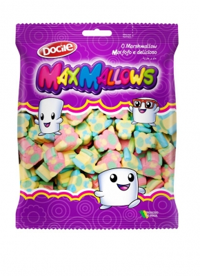 "Зефир MAXMALLOWS ""Ванильные меджата"" 250 гр"