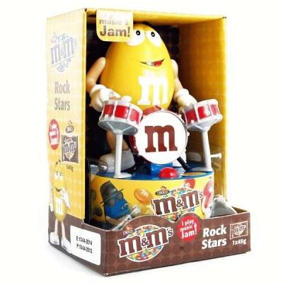 M&M's Rock Stars Choco 45 гр