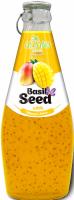 Aziano 30% нектар Манго с семенами базилика (290 мл)