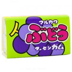 MARUKAWA жевательная резинка со вкусом винограда  5,5гр