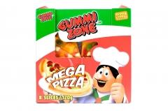 "Gummi Zone Мармелад ""Мега Пицца"" 120гр"