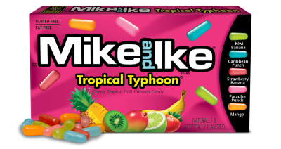 Драже Mike & Ike Tropical Typhoon 51гр