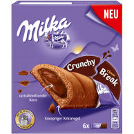Печенье Milka Tender Break Choco (156 грамм)