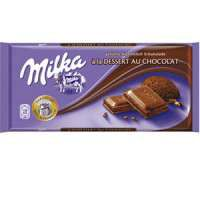 Шоколад Milka Chocolate Mousse 100 грамм