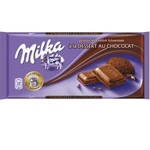 Шоколад Milka Chocolate Mousse 100 грамм