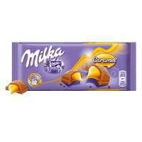 Шоколад Milka Caramel 100 грамм