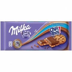 Milka Chips Ahoy (100 грамм)
